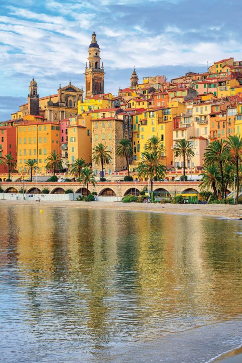 UNESCO TOUR South of France – Italy