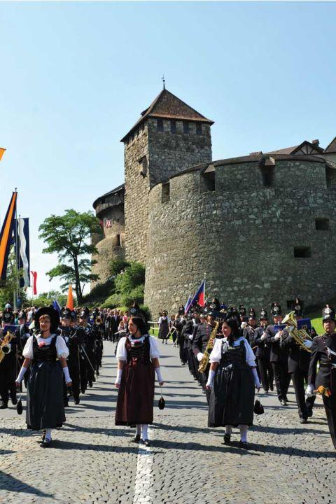 Expérience du Liechtenstein