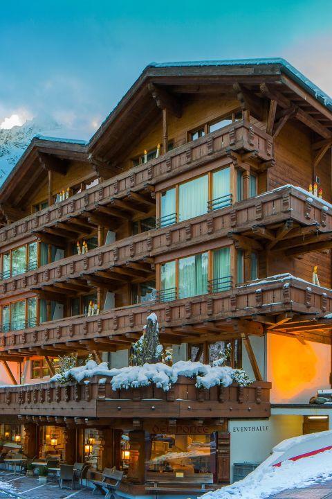 7 für 6 im Walliserhof Grand Hotel & Spa