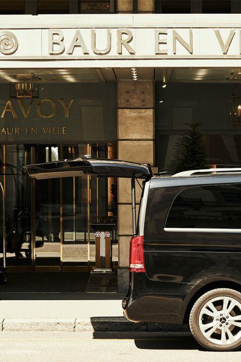 Kulturwochenende in der Stadt - Savoy Baur en Ville