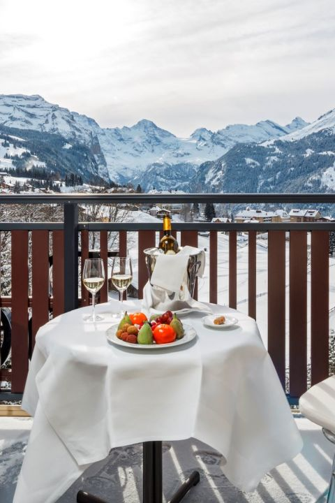 Winter Package in the Beausite Park Hotel
