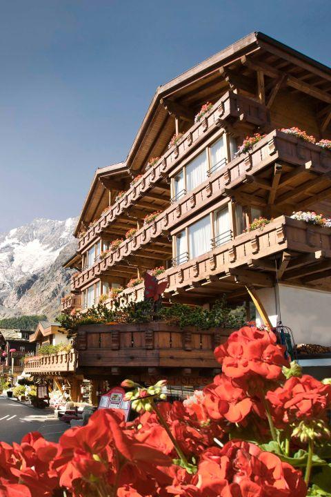 HEV - Walliserhof Grand-Hotel & Spa in Saas-Fee