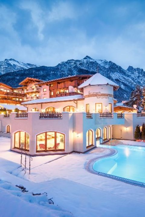 Forster´s nature resort: Skiing fun in Tyrol
