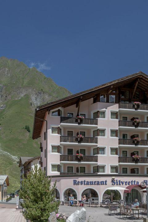 """""""Alpienne"""" - Chalet Silvretta Hotel & Spa"""