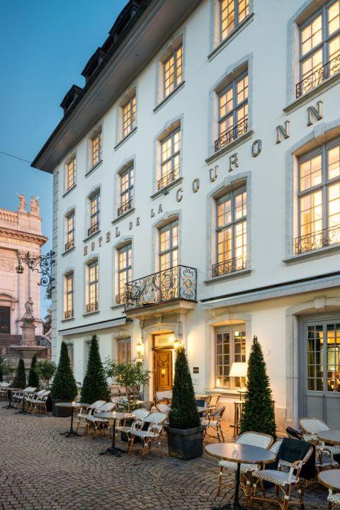TCS - Hotel La Couronne, Solothurn