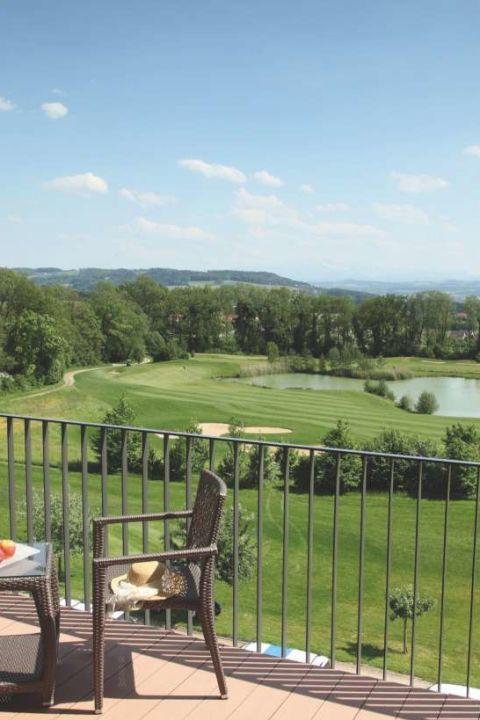 Kurzurlaub Pfingsten im Wellnesshotel Golf Panorama