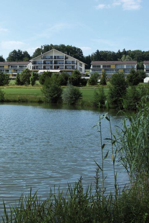 TCS - Entre les crêtes des collines et le lac de Constance, dans l'hôtel de bien-être Golf Panorama