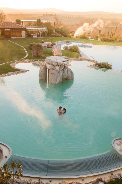 HEV - Adler Spa Resort Thermae in Bagno Vignoni