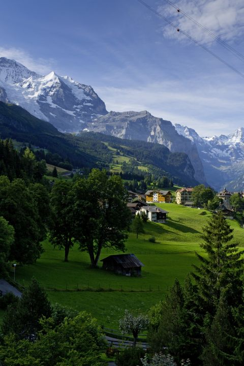 Travel to the Jungfraujoch Top of Europe and the Jungfrau Region for free