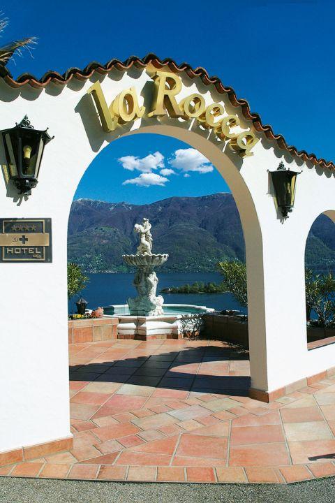Carte Blanche - Lago Maggiore aktiv erleben! 4 Sterne Boutique-Hotel La Rocca