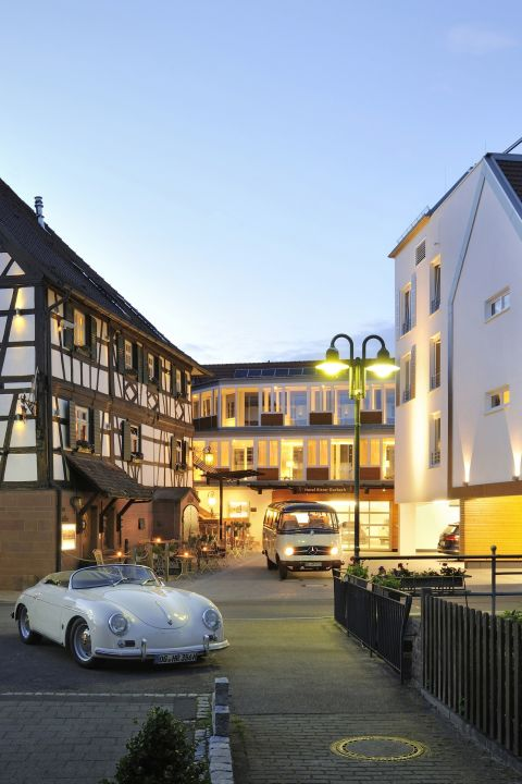Welcome-offer Hotel Ritter Durbach in the Black Forest