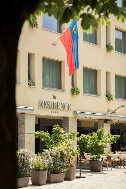 Golferpackage Gams-Werdenberg - Residence Hotel Vaduz