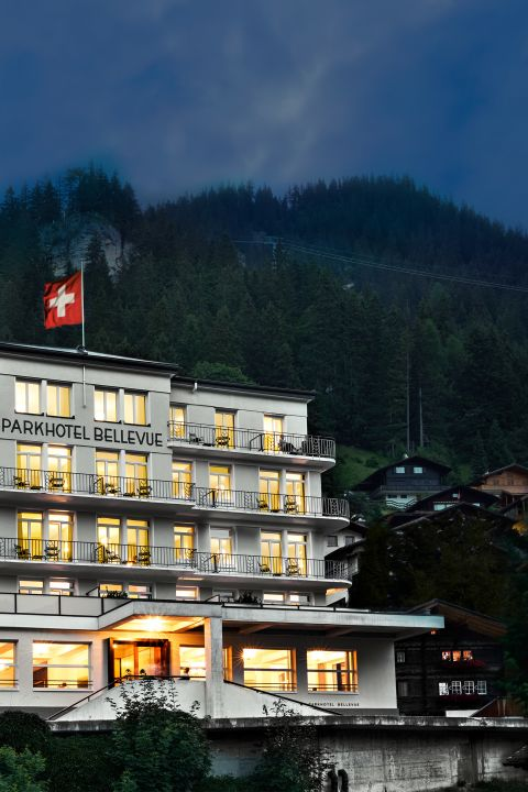 Hiking days at Bellevue Parkhotel & Spa, Adelboden