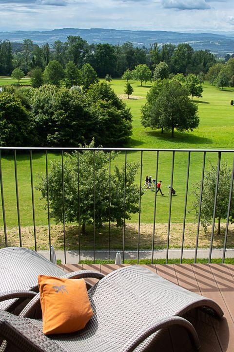 HEV - Relax-Tage im Grünen geniessen im Wellnesshotel Golf Panorama