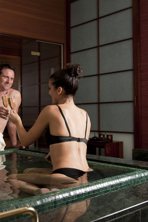 Valentin Wellness Package at the Bad Horn Hotel & Spa