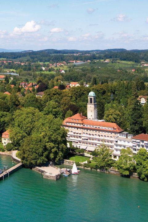 Hotel Bad Schachen: Den Bodensee von seiner schönsten Seite geniessen