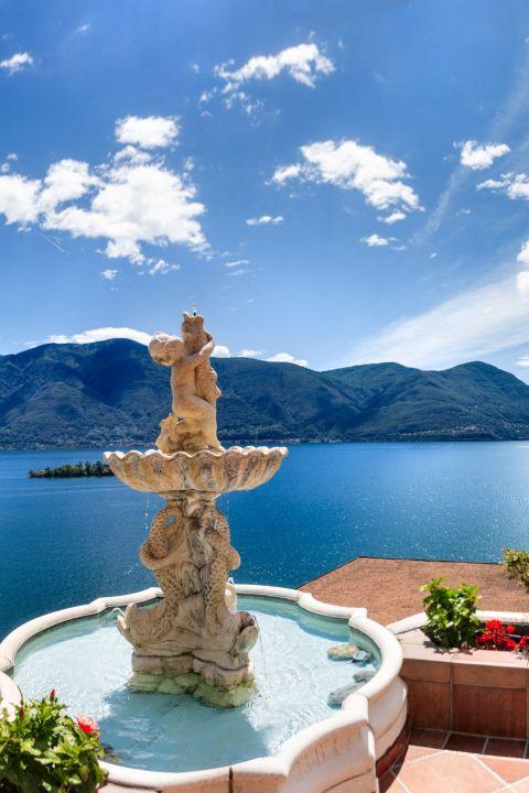 Risotto delight above Lake Maggiore - Boutique - Hotel La Rocca