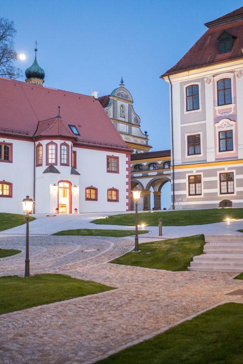 HEV - Hotel Schloss Leitheim an der romantischen Strasse