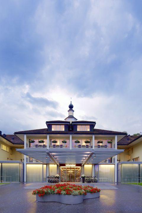 Last-Minute Spezialpreis im Hotel Hof Weissbad