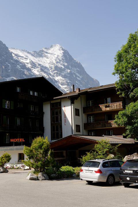 Offre d'expérience à Grindelwald - Hotel Kirchbühl
