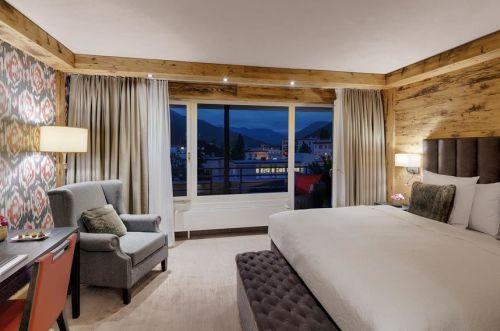 Morosani Schweizerhof Davos