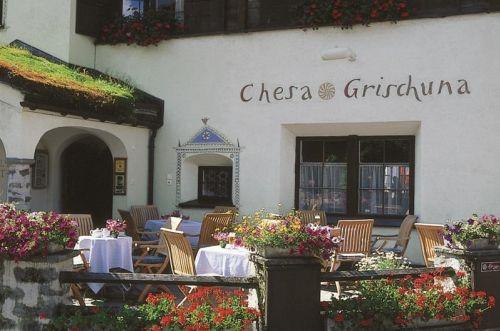 Chesa Grischuna