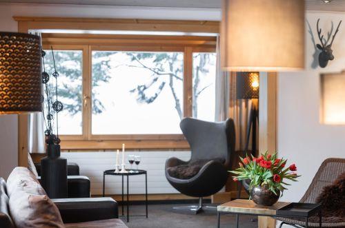 Chalet Seeblick Davos I