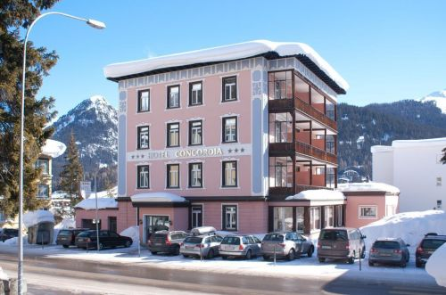 Concordia Hotel Davos