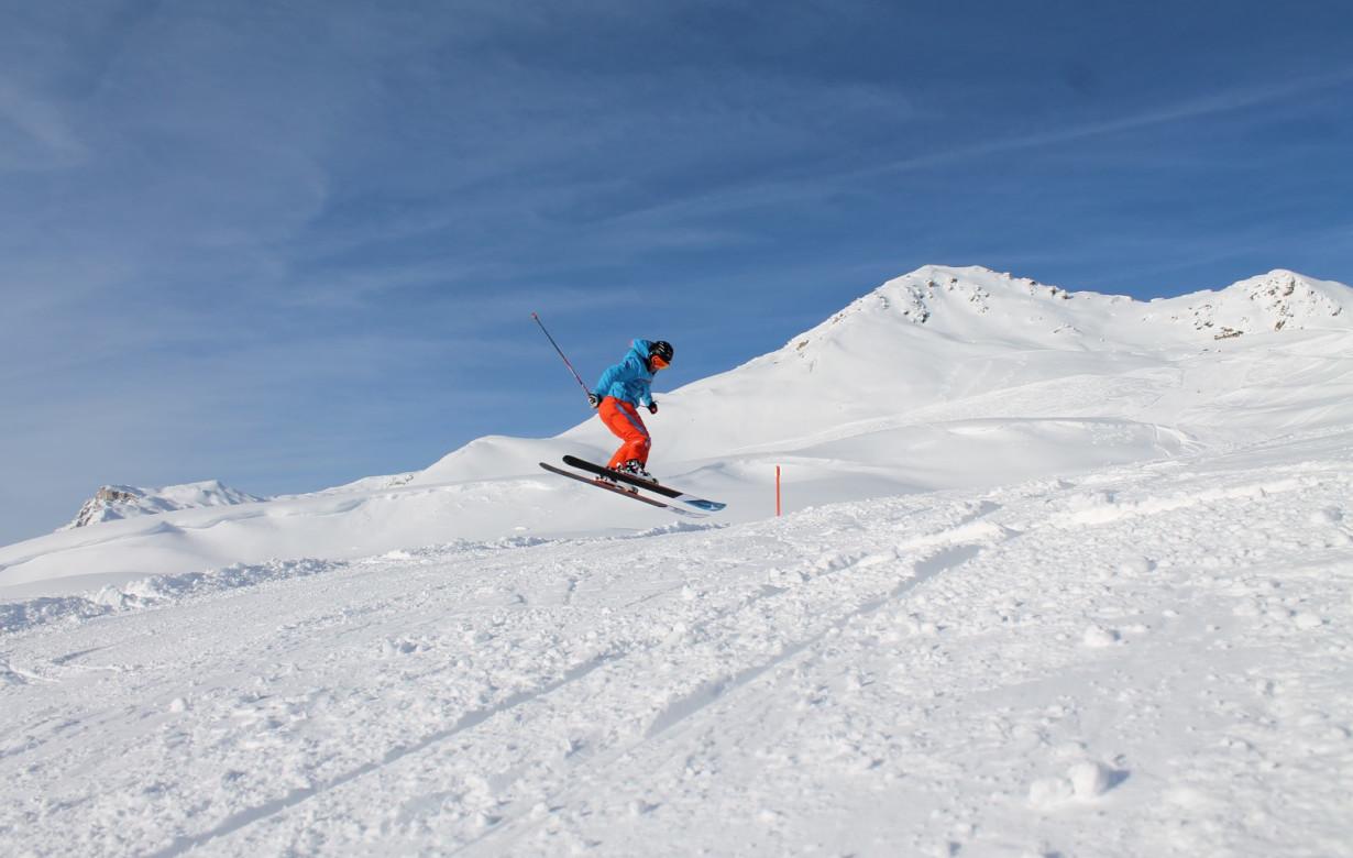 Kinder Ski Ganztags Black Prince/Academy