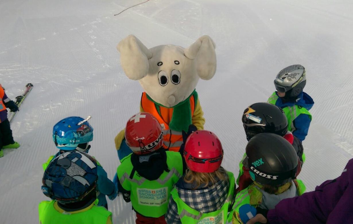 Kinder Ski Halbtags Snowgarden