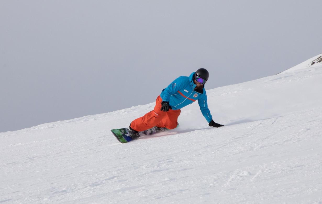 Privatunterricht Snowboard