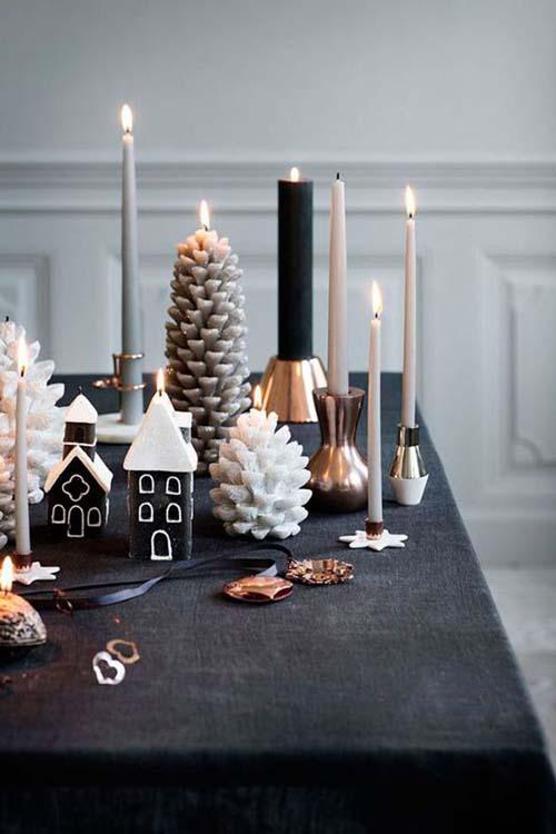 Decorazioni natalizie - semplici da fare