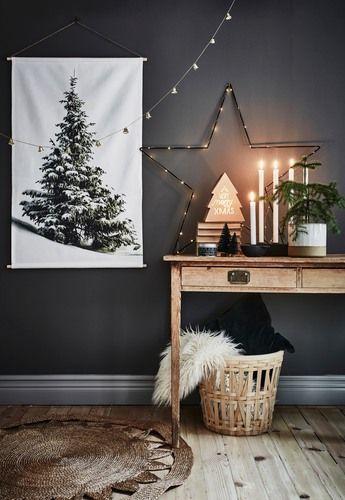 Decorazioni natalizie - minimali