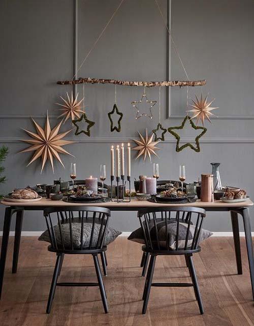 Decorazioni natalizie - stile nordico