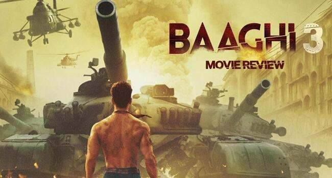 Baaghi 3 Full Movie Online Review in Hindi