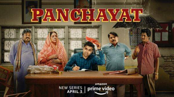 Panchayat Web Series Online Review