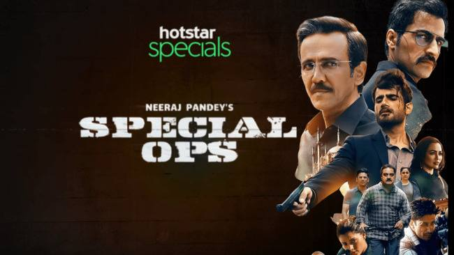 Special OPS web series Online Review