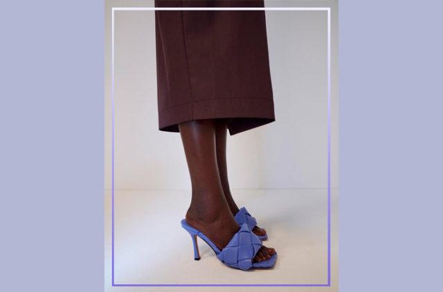Летняя обувь с квадратным носом - 20 фото на PEOPLETALK