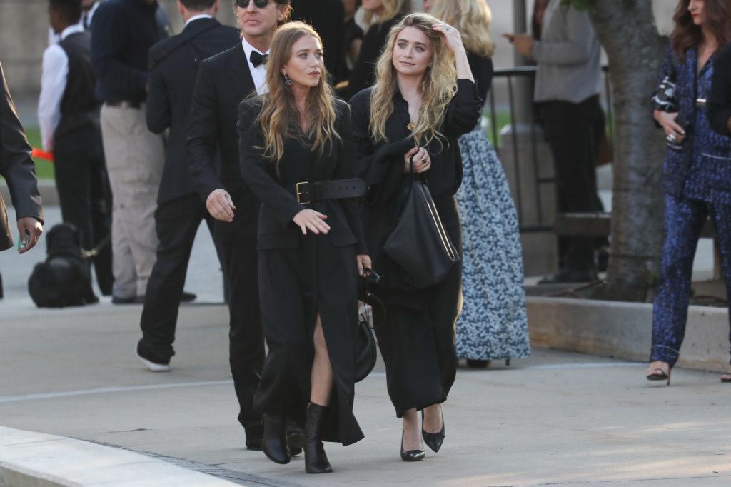 Почему сестры Олсен — самые стильные близняшки в мире? Доказательства здесь