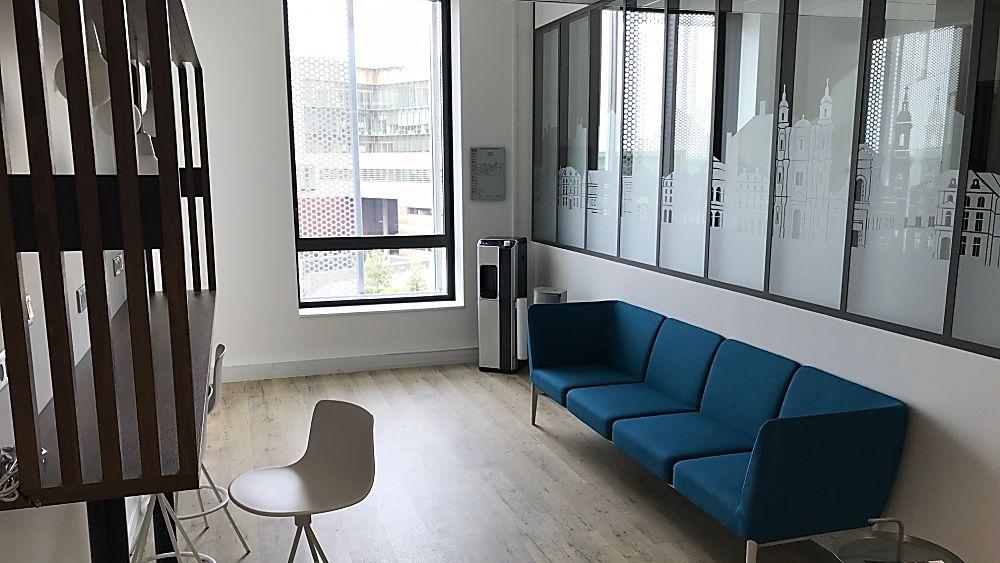 Take a desk bureau ferme partage Rennes Lefeuvre Immobilier