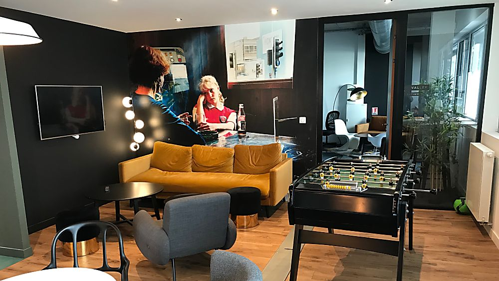 Take A Desk bureau fermé ouvert partagé nantes chantenay immobilier