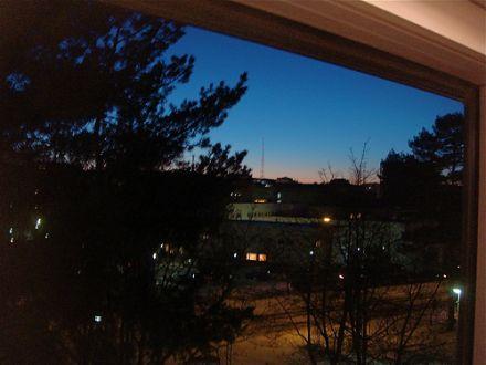 Sunset in Lahti