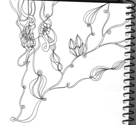 Dream diary: sketches