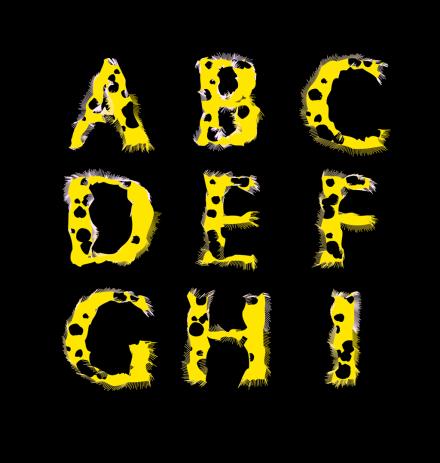 Cheesy Letters / Sarun