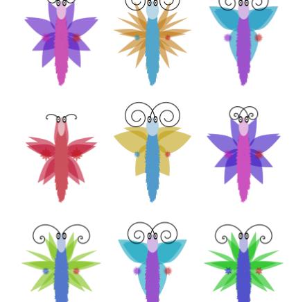 Middag Evolutie vlinders