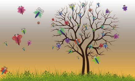 Vlinderboom (poster)