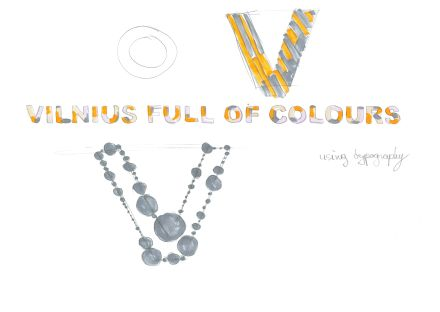 Colors of Vilnius