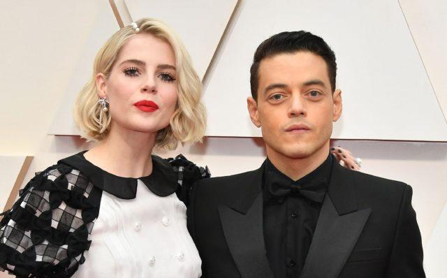 Все пары на красной дорожке «Оскара»