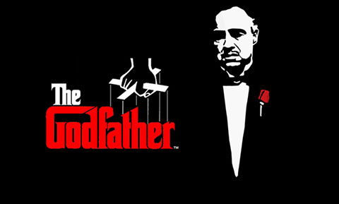 """""""I'm gonna make him an offer he won't refuse.""""  Don Corleone – The Godfather"""