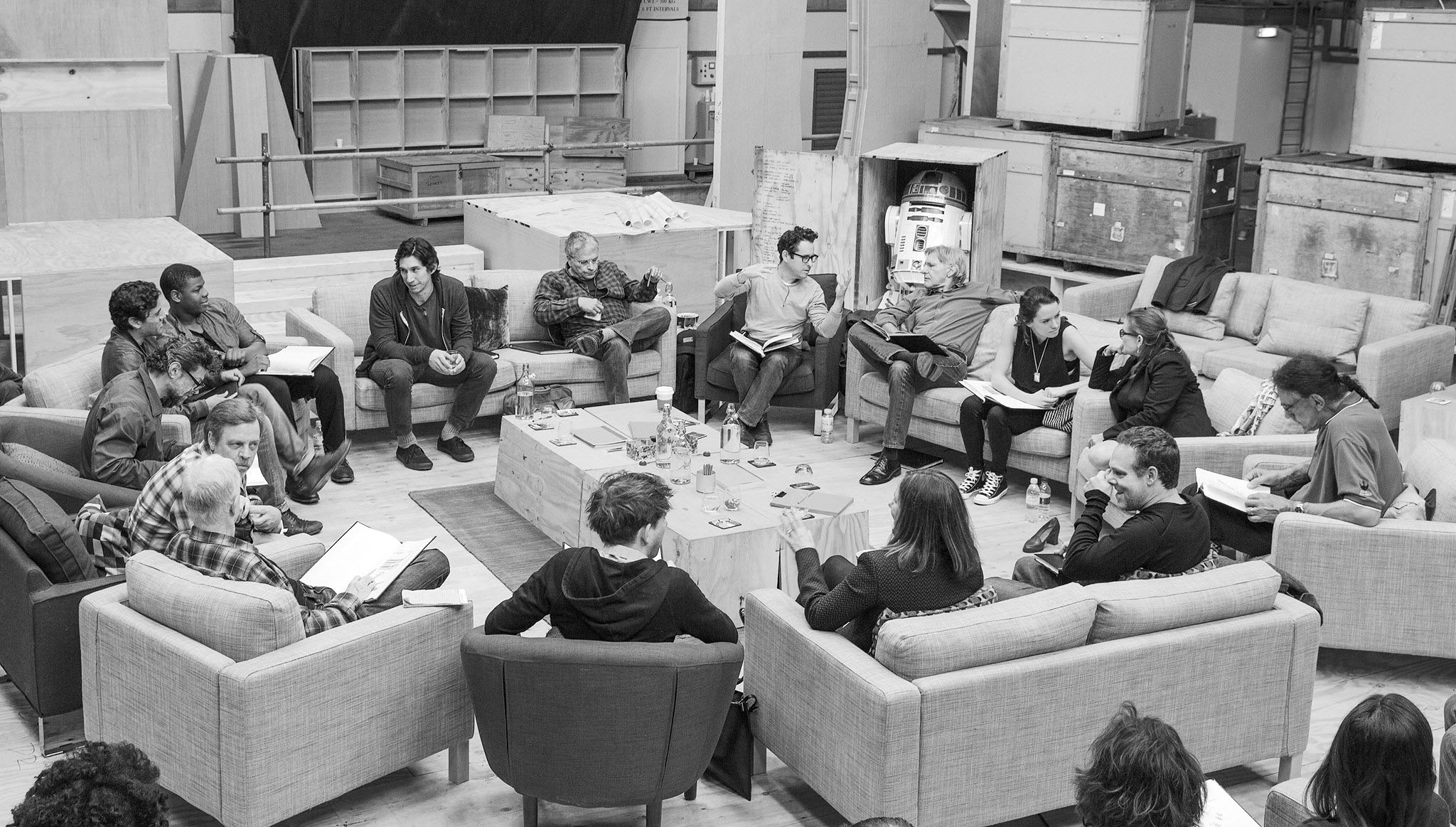Star Wars Cast Revealed